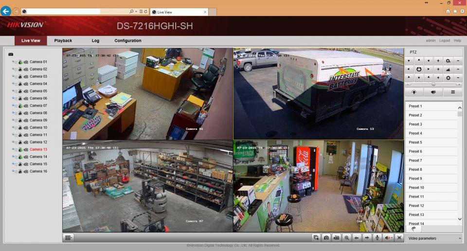 Security Camera Installation - CCTV Surveillance Experts